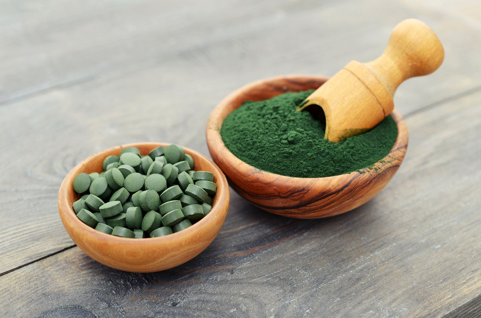 Algue Bio-Spiruline